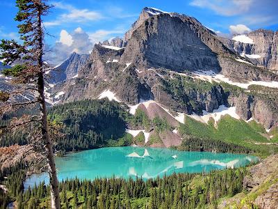 20 imágenes de paisajes, islas y cascadas para relajar tu mente Paisajes-hermosos-cascadas-y-monta%C3%B1as-nevadas-+(2)
