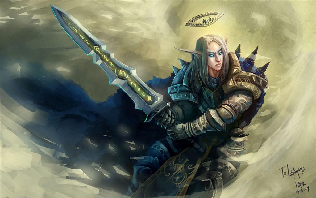 World of Warcraft HD & Widescreen Wallpaper 0.350242290054017