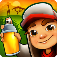 2. Subway Surfers