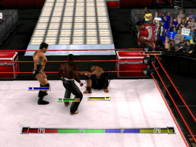 WWE Raw Total Edition PC Games Gameplay
