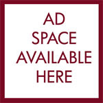 Ad Space available, contact for info