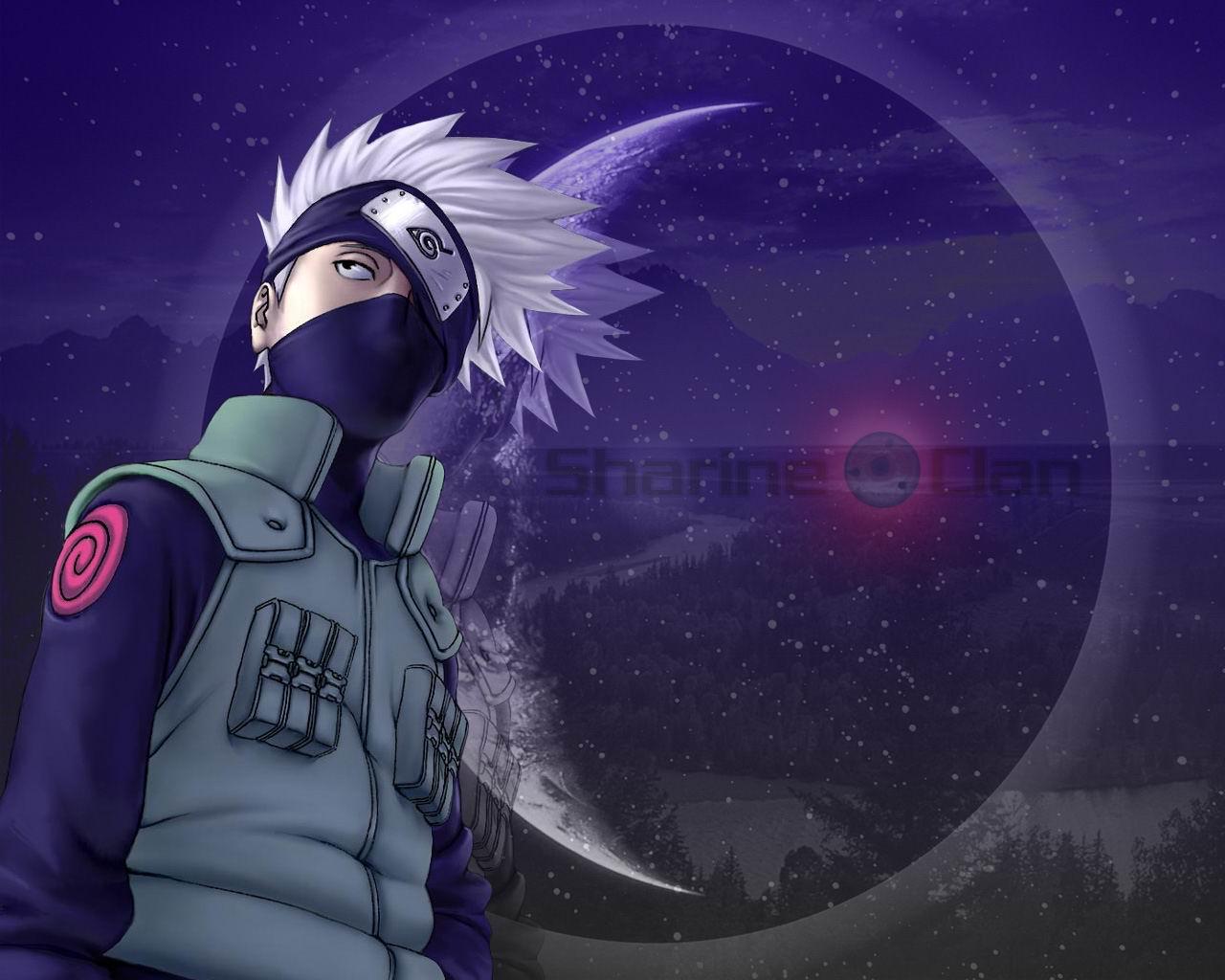 Best Wallpaper Naruto Purple - kakashi+no+hatake+copie  Image_96815.jpg