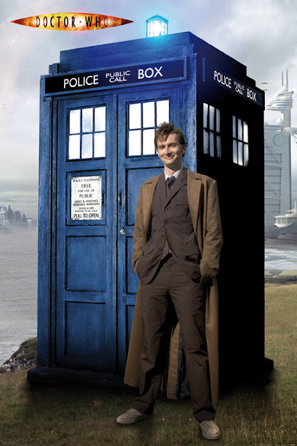 10th Doctor, Doctor Who, David Tennant