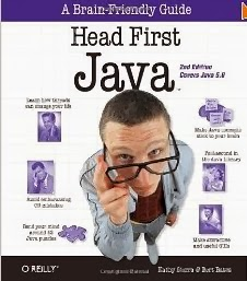 Best Java Programming Books Head First
