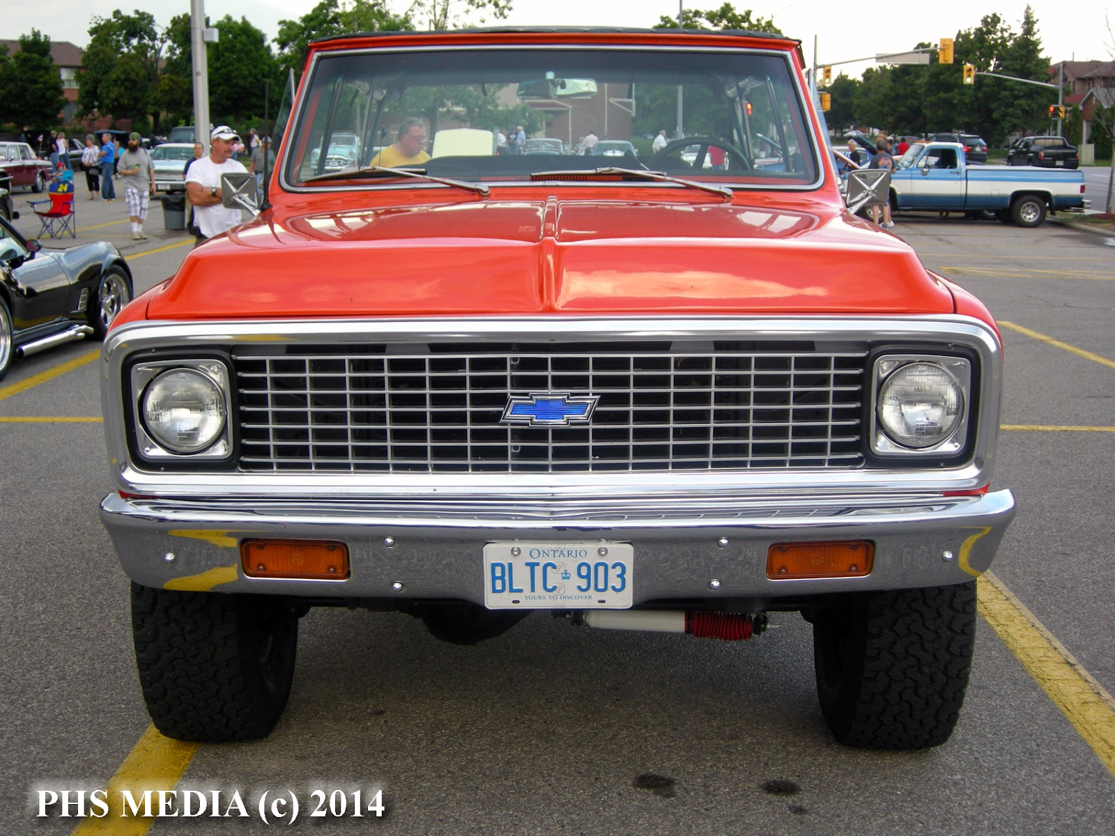 How do i know it s a 1972 blazer they look the same as the 1971 model well there are a few tricks to telling them apart