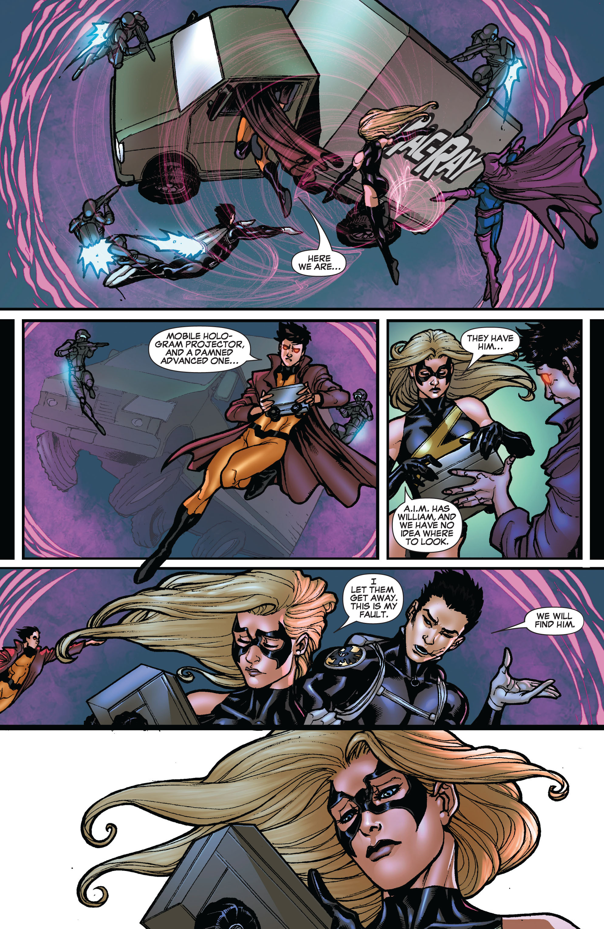 Read online Secret Invasion: The Infiltration comic -  Issue #10 - 10