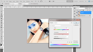 Tutorial Make Over Wajah Menggunakan Photoshop