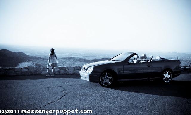 Lurlene Wang, Mercedes CLK 430