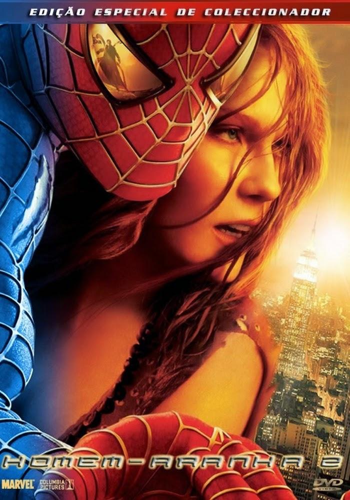 Homem Aranha 2 – Dublado (2004)