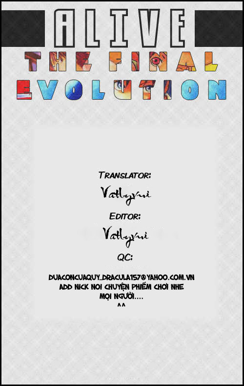 Alive - The Final Evolution chap 20 - Trang 47
