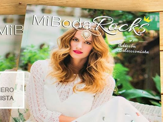 Mi Boda Rocks Edición Coleccionista ¡se agota!