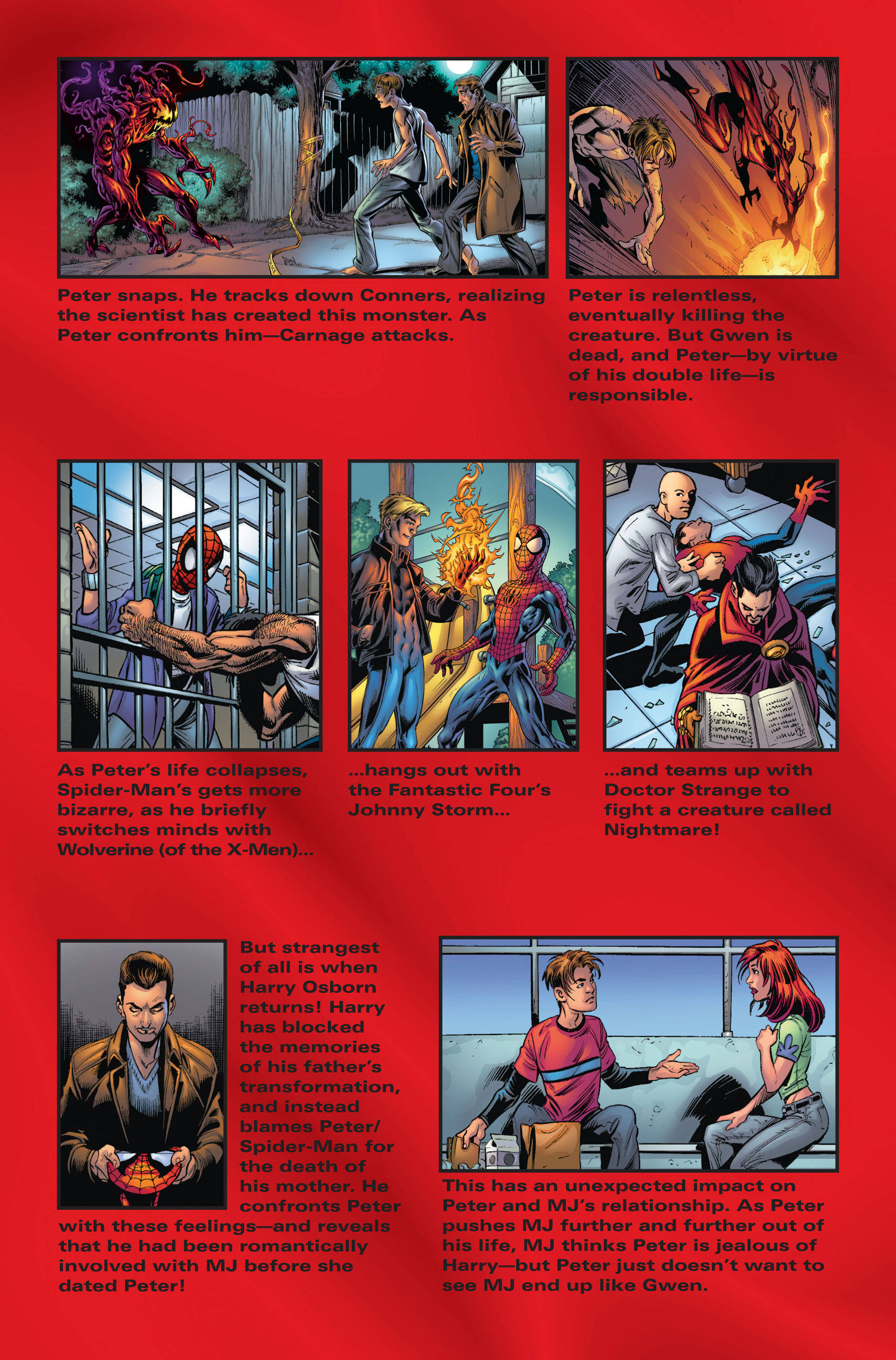 Ultimate Spider-Man (2000) Issue #100 #104 - English 46
