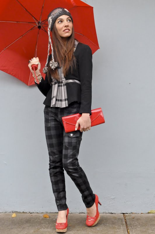 Under My Umbrella…ella