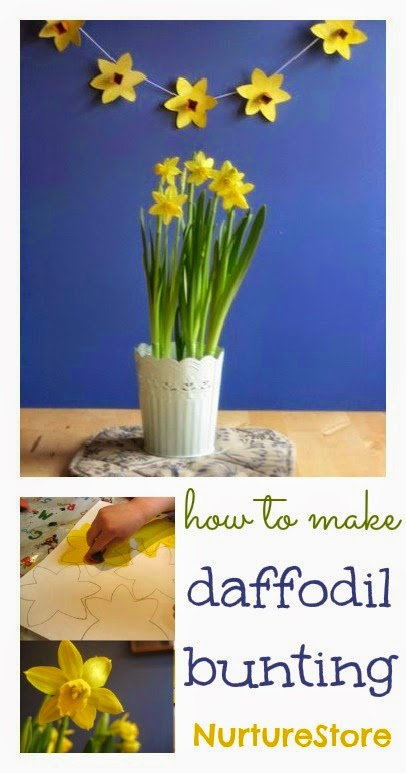http://nurturestore.co.uk/daffodil-bunting