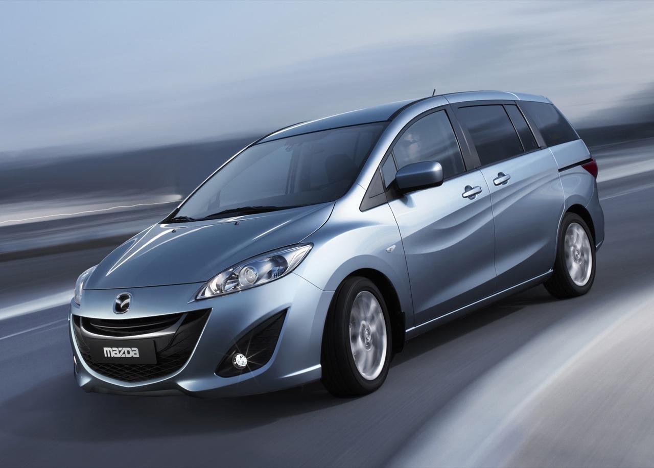 World Car Wallpapers: 2012 Mazda 5