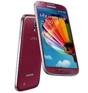 Samsung Galaxy S4 LTE-A, Smartphone Tangguh Canggih