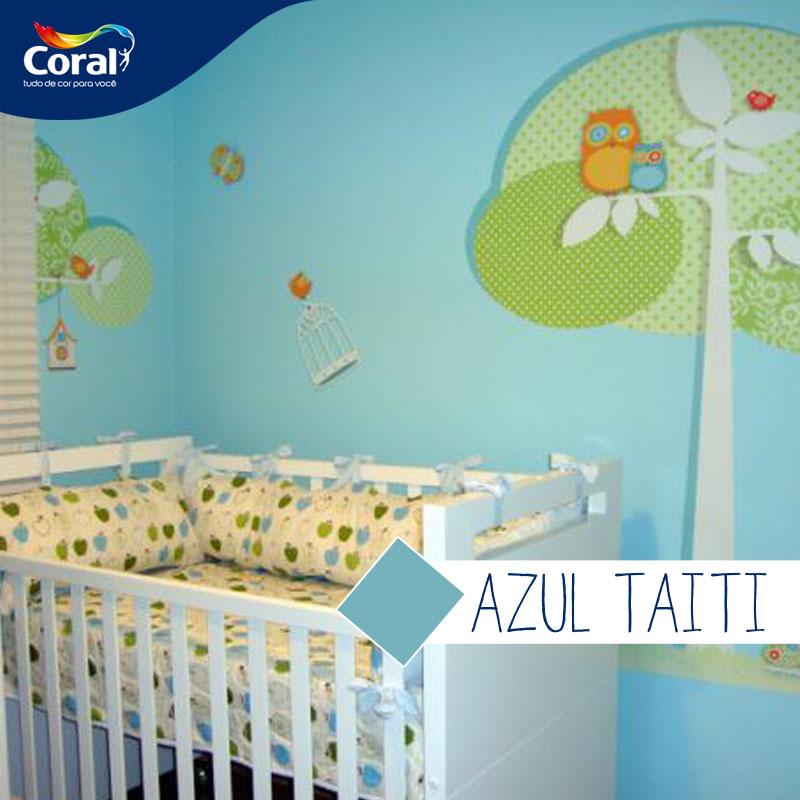Coral Azul Praia ~ 20170226201215 Tinta Coral Azul Para Quarto De Bebe u2013 Beigit com