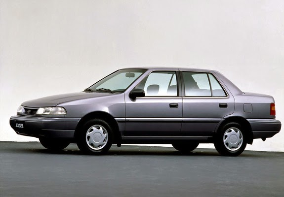 The ultimate car guide car profiles hyundai excel 1995 1998