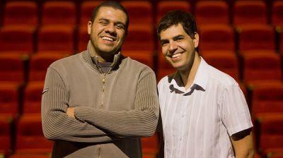 Andre Mehmari & Hamilton de HolandaII © Caetano Barreira