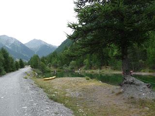 シャルドネ・キャンプ場 camping du chardonnet