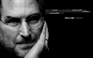 Steve Jobs Quote HD Wallpaper
