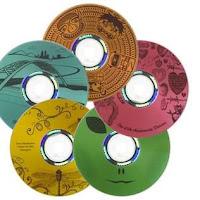Tecnologia de impressão em CDs e DVDs permite personalizar mídias ópticas.