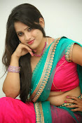 Anusha half saree photos gallery-thumbnail-12