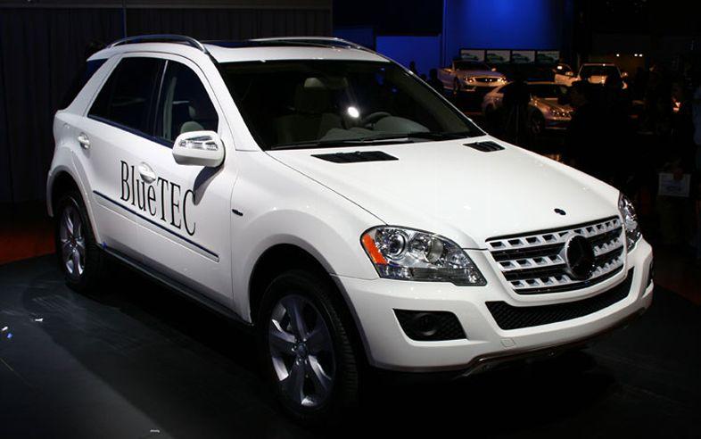 Automobile trends mercedes benz diesel suvs for Mercedes benz suv diesel