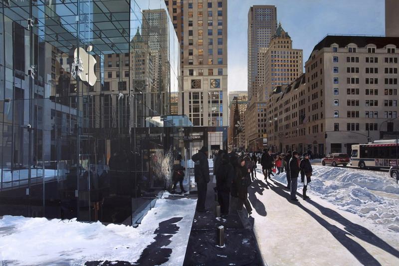 Vistas Urbanas Máximo Realismo