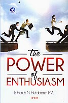 BUKU THE POWER OF ENTHUSIASM