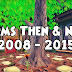 Wizard101 Dorms Then & Now: 2008 - 2015