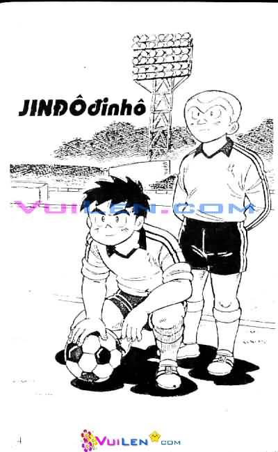 Jindodinho - Đường Dẫn Đến Khung Thành III Tập 28 page 4 Congtruyen24h