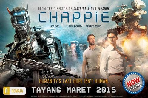 Film Chappie 2015