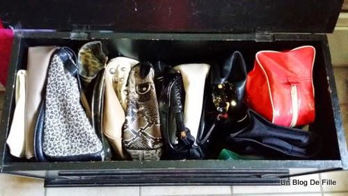 Un blog de fille: Mon Dressing | Aménagement et rangement