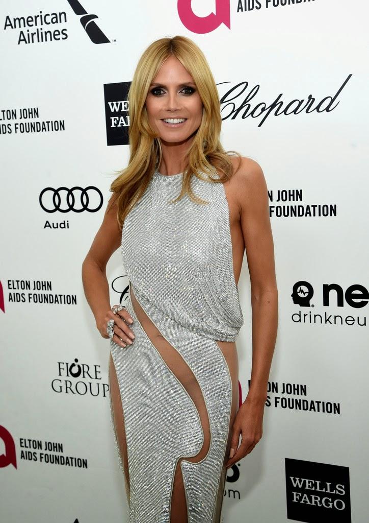 WHO WORE WHAT?.....Elton John AIDS Foundation Oscar ...