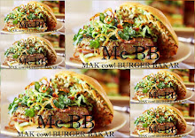 Mak cow! Burger Bakar