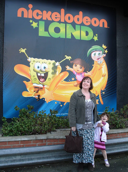 Nickelodeon Land!