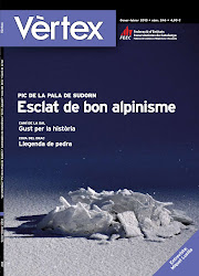 Vall de Peguera - Portada Revista Vèrtex