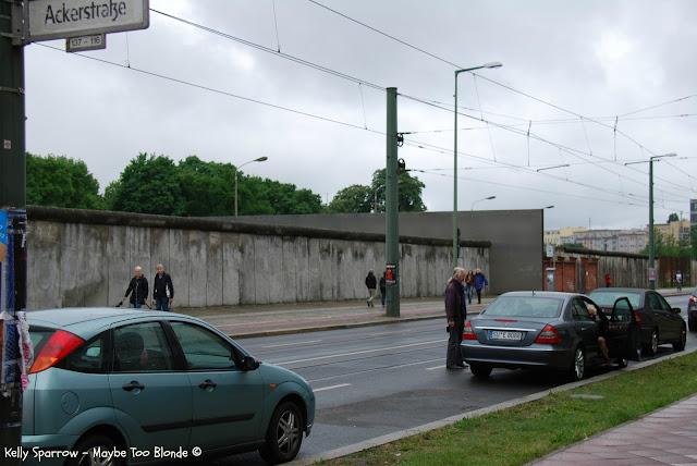 Bernauer Strasse, East Berlin, Germany, Berlin Wall Memorial