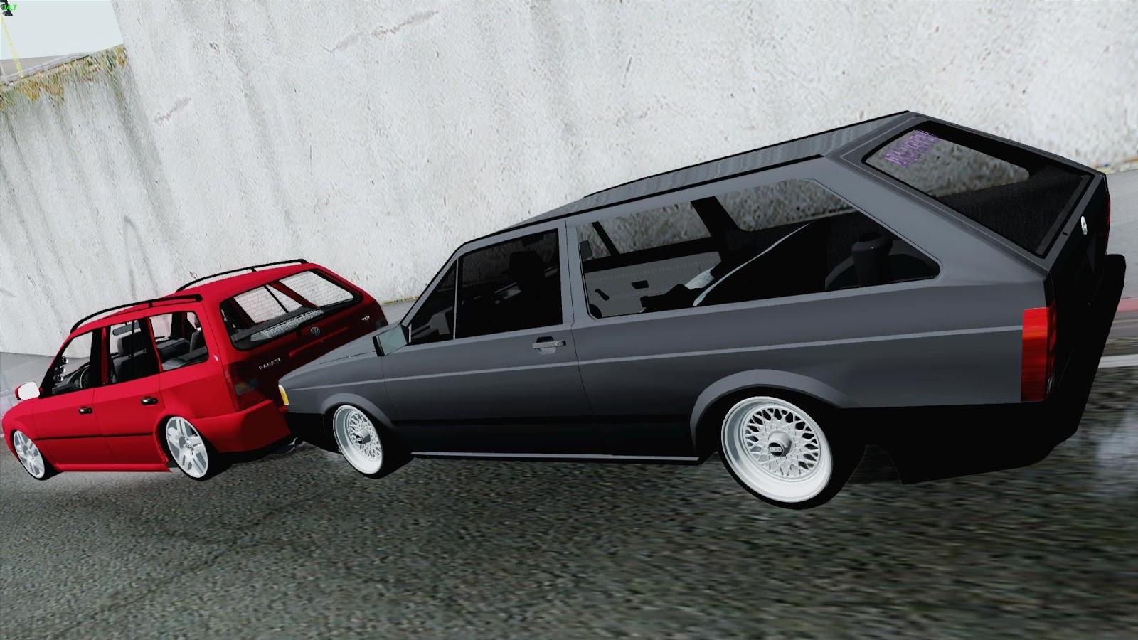 Ekipe Gta Cars 176 ★ Gta Sa Vw Parati G2 Fixa Vinicius 3d
