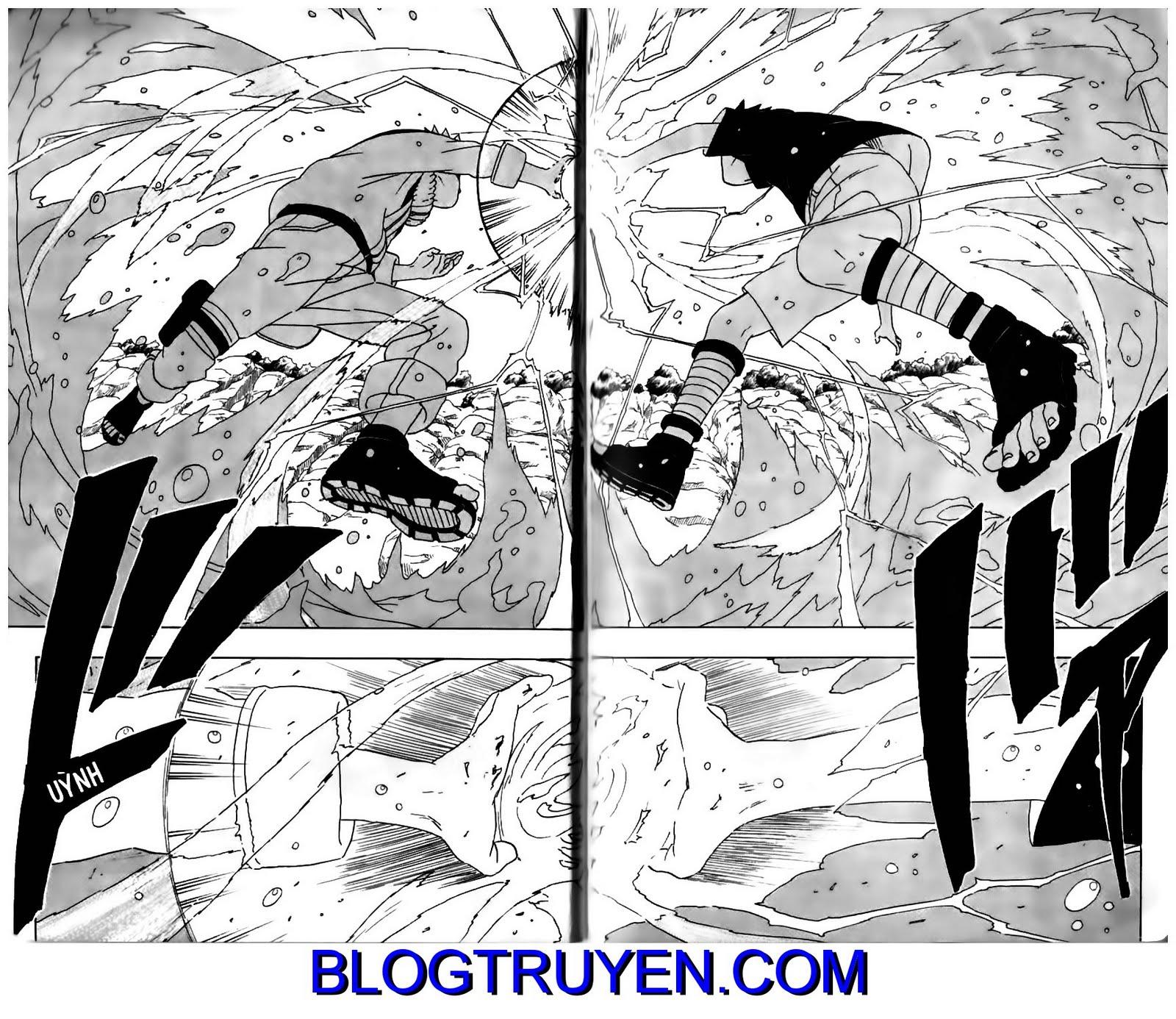 Naruto chap 226 Trang 17 - Mangak.info