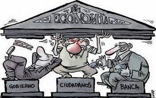En 2014 continua el rescate encubierto a la banca española