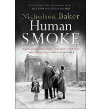 nicholson baker human smoke