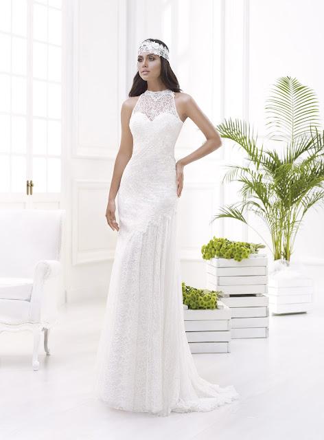 Vertize Gala - vestido de novia low cost - modelo Génesis