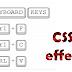 Criando Teclas de Teclado Usando Truque de CSS