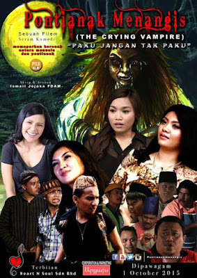 Pontianak Menangis Full Movie 2015