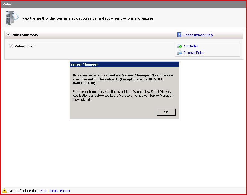 Technological Tips \u0026 Tricks: Windows Server 2008 R2 Update Issues