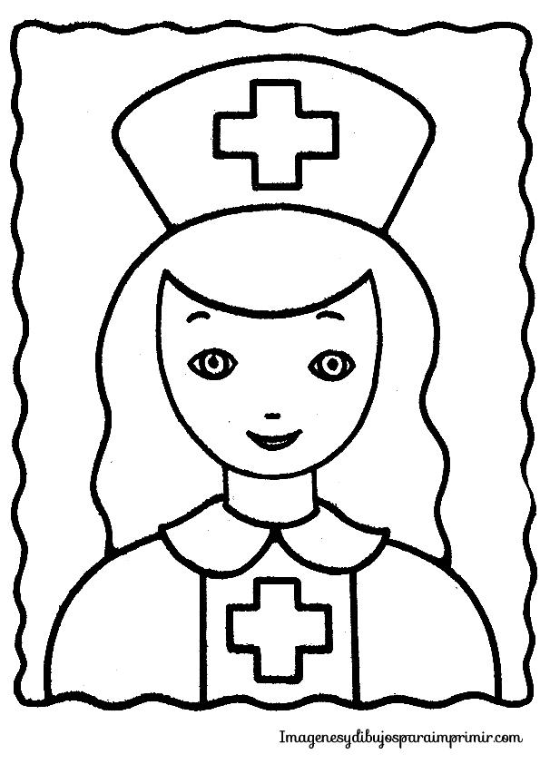 Dibujos De Enfermeras Para Colorear MEMES Pictures