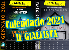 Scarica gratuitamente i Calendari 2021 de IL GIALLISTA