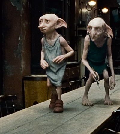 dobby harry potter and deathly hallows. dobby harry potter and deathly
